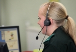 Health and Emergency Operations Centre Staff Member