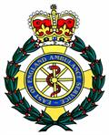 east of england ambulance service crest 2007