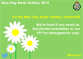 May Day Message   2015