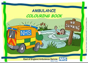 EEAST Colouring Book