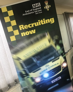 Hellesdon Recruitment Day