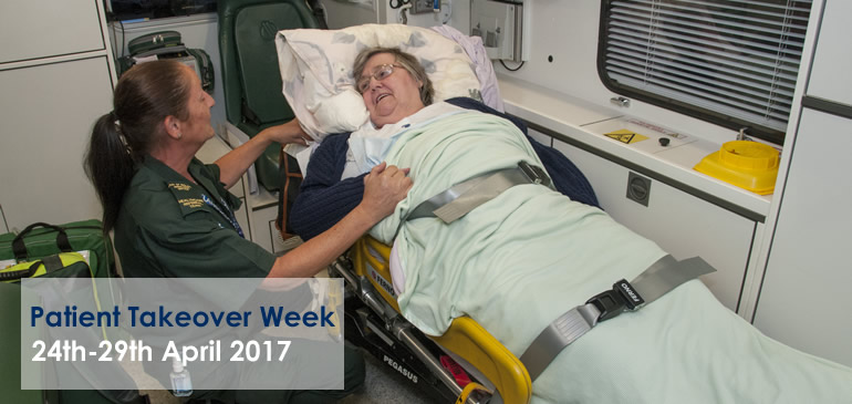 Patient Takeover Week
