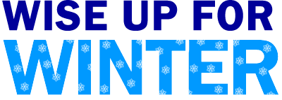 Wise up for Winter Logo