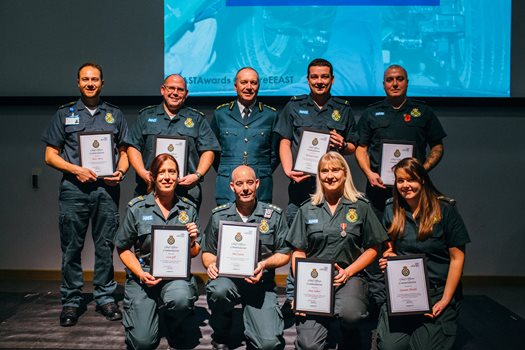 EEAST Awards 2017