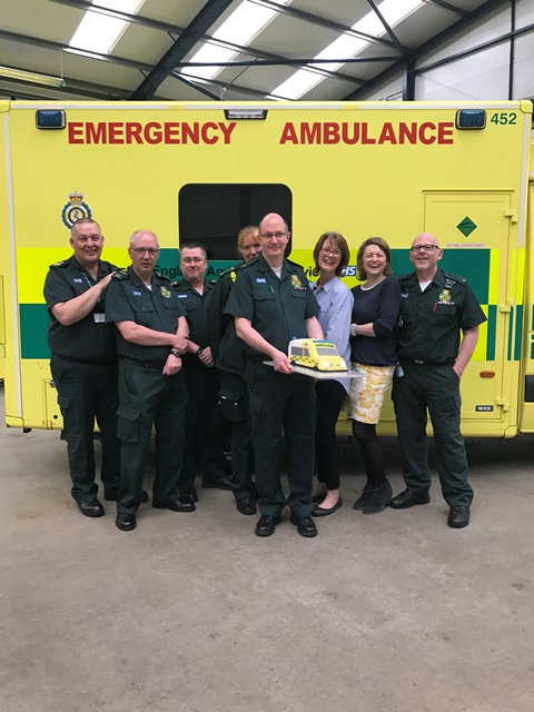 West Herts staff celebrate 30 years service