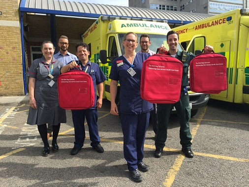 South West Essex launches Red Bag Scheme