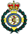 EOEAS of England Ambulance Service NHS Trust crest