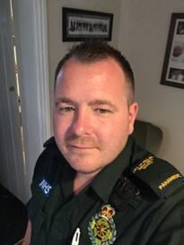 paramedic blog uk